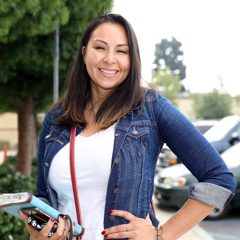 College and Career Ministry - Brandy Gamboa
