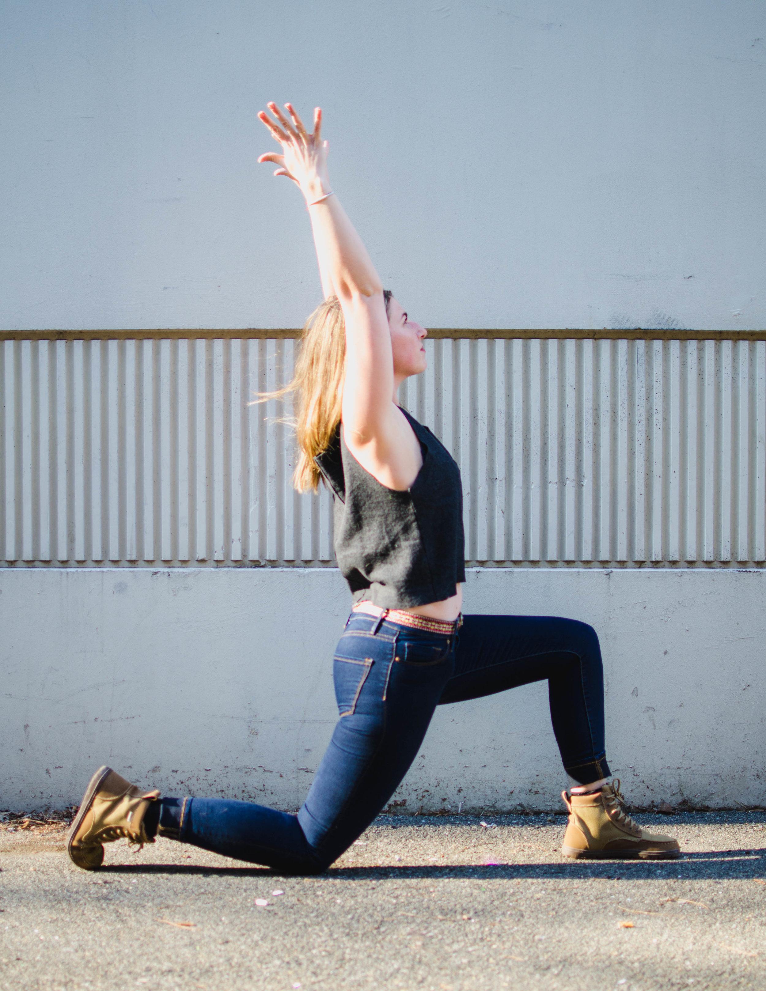Alignment Based Yoga -