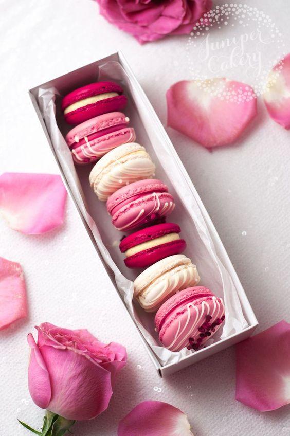Photo/Desserts from Juniper Bakery