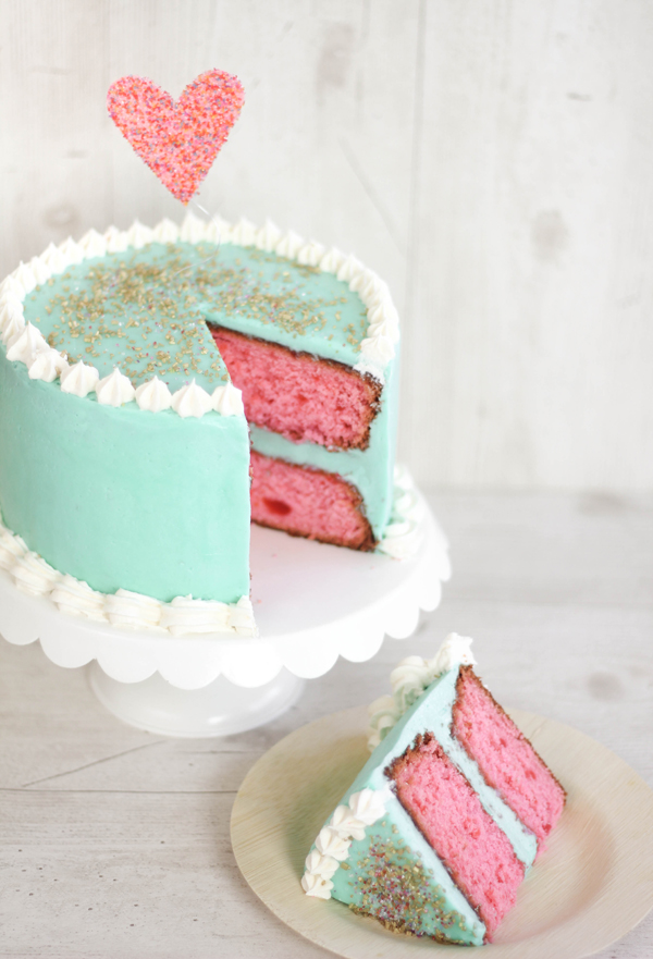 Photo/Cake from Sprinkle Bakes