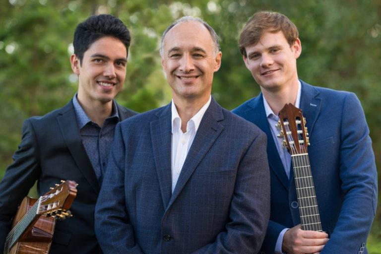 Ariel Nurhadi, José Carbó and Andrew Blanch