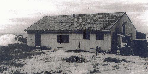 Tallebudgera SLSC Clubhouse 1948