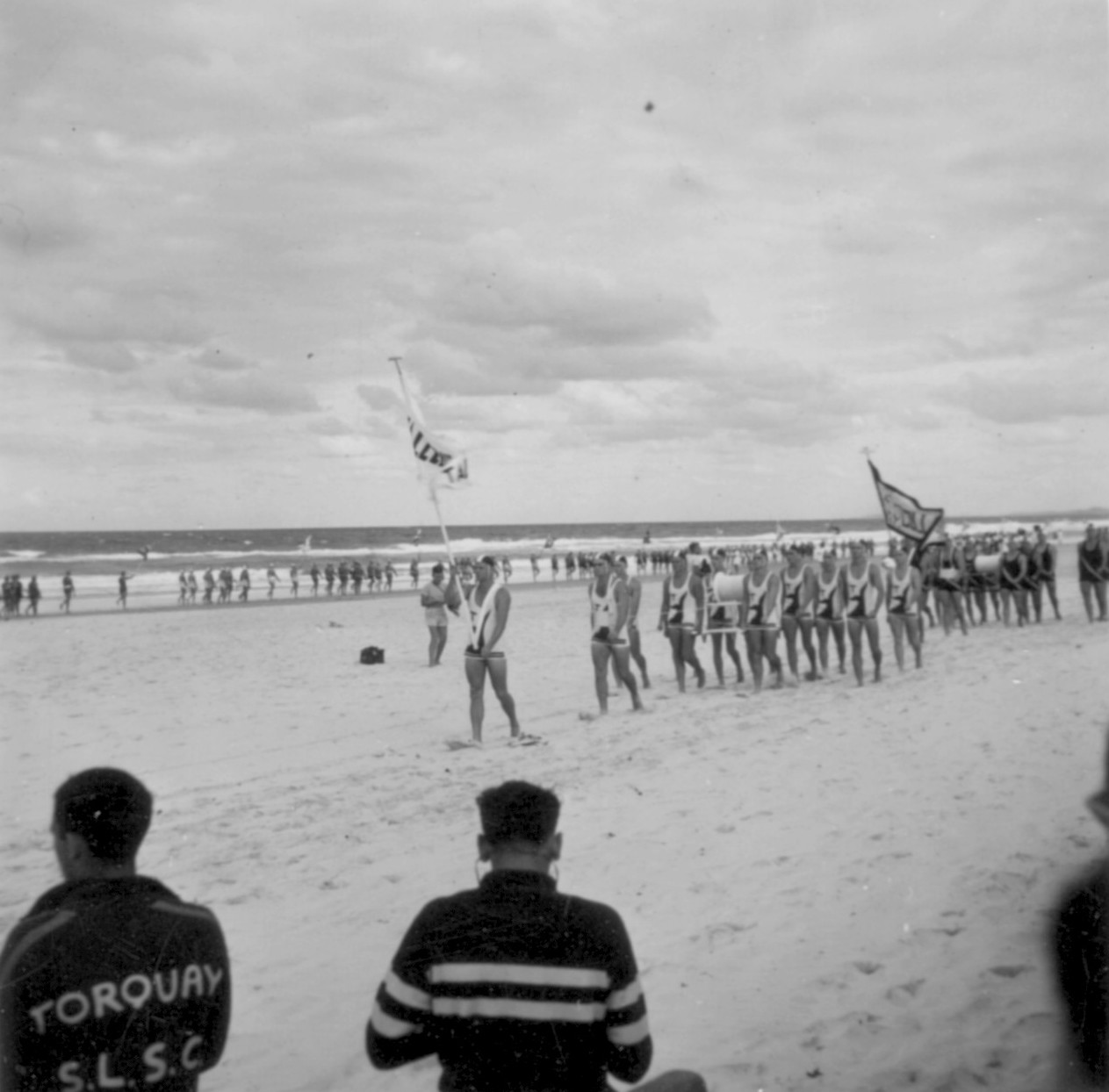 Tallebudgera March Past 1950's