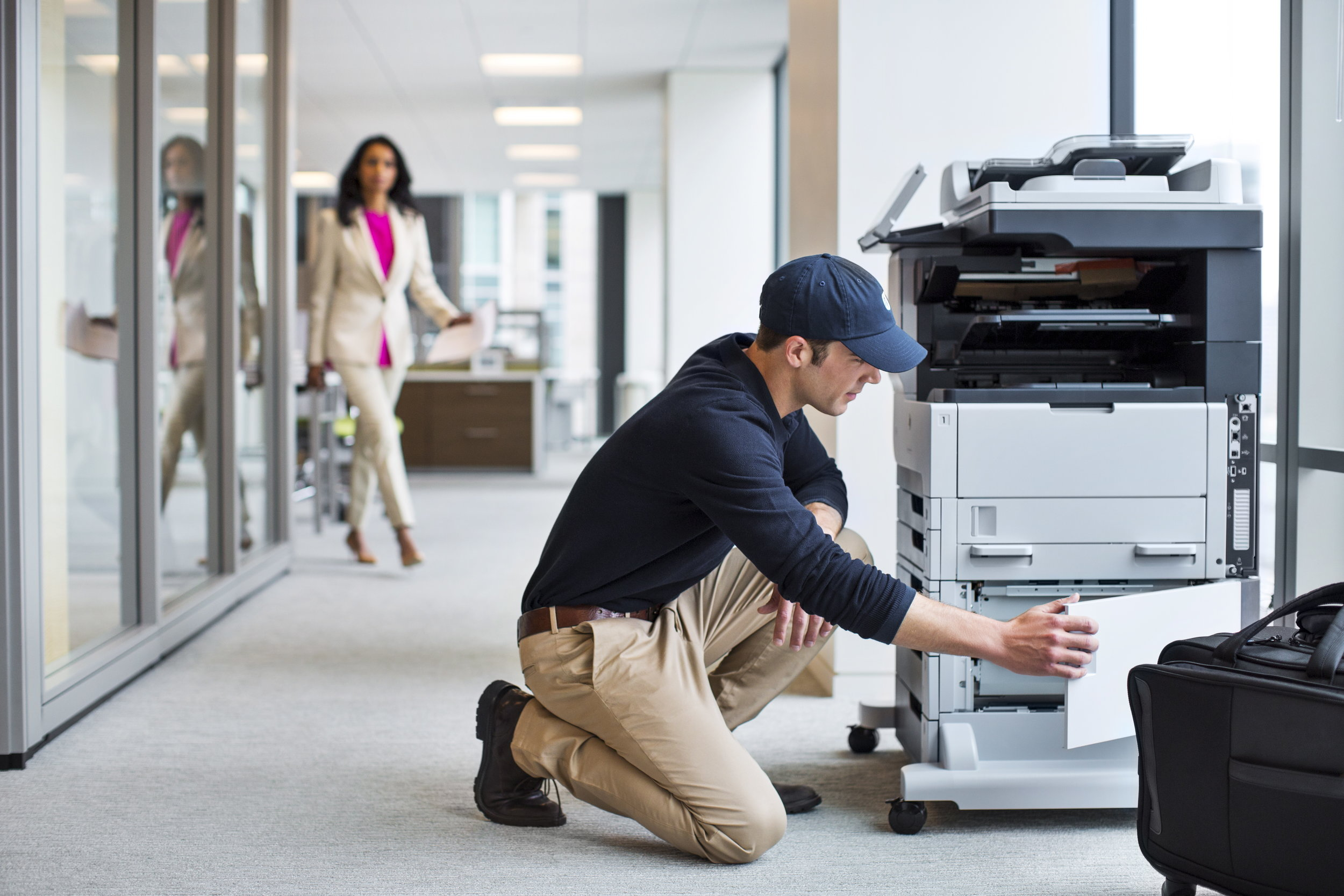 Get your printing costs under control   Our certified professionals can help   Learn More