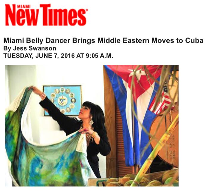 The Miami New Times
