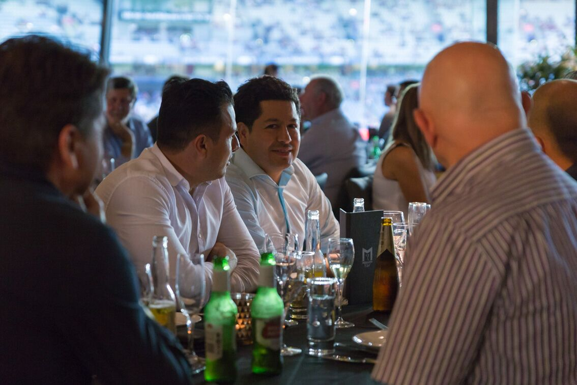 AFL Preliminary Final Dining Packages and Tickets