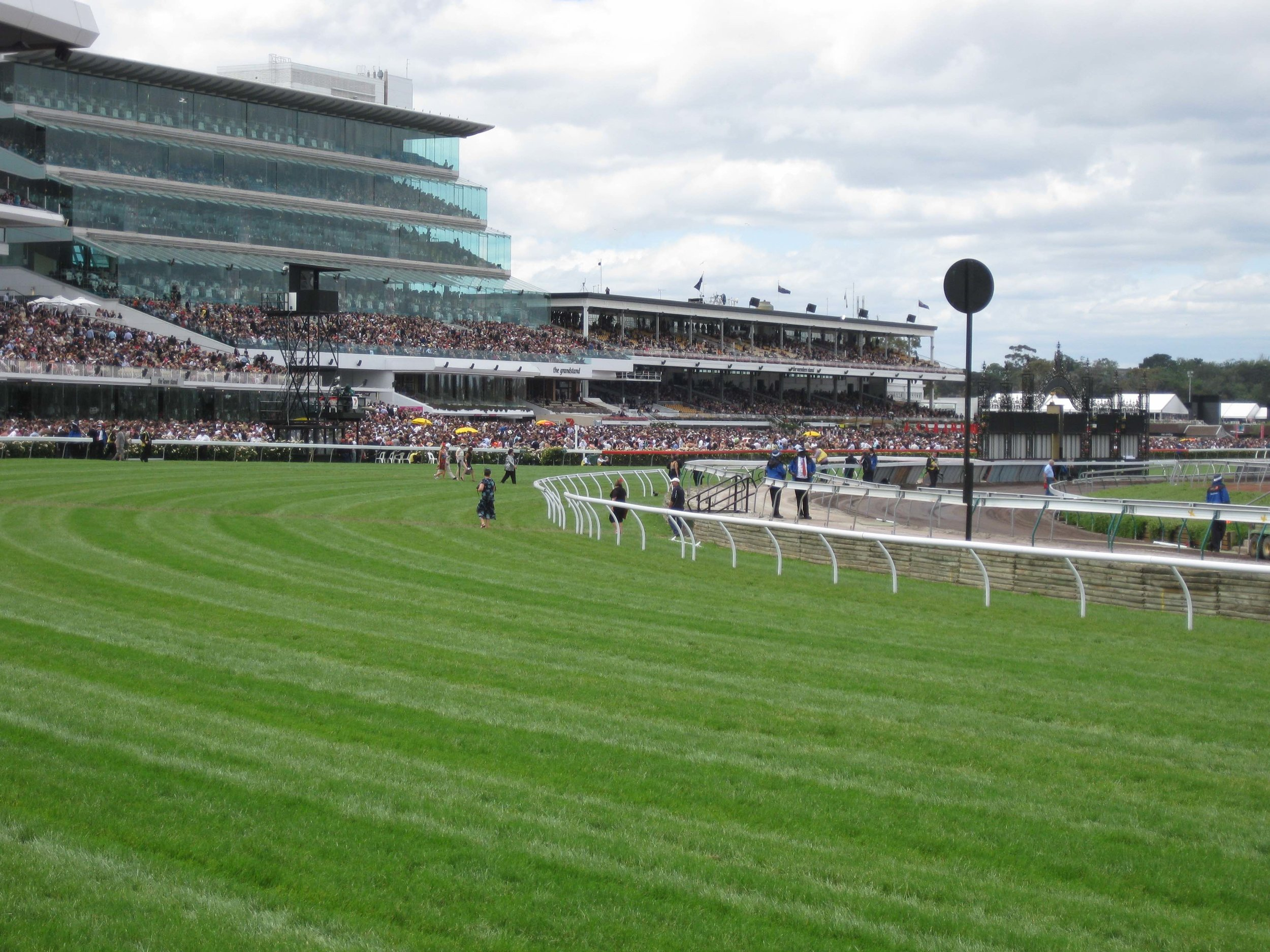 Melbourne Cup Trackside tickets