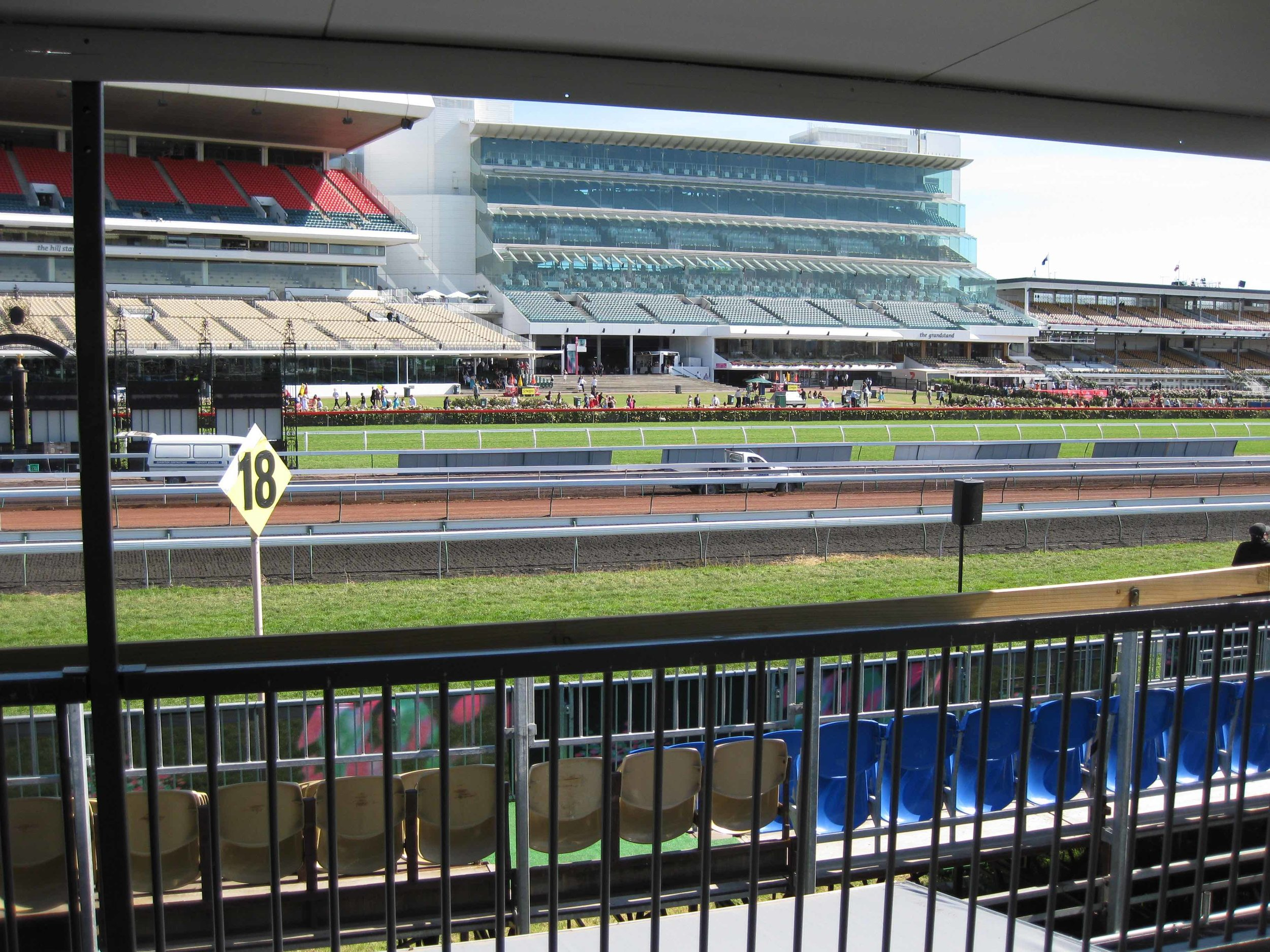 Melbourne Cup Winning Post tickets