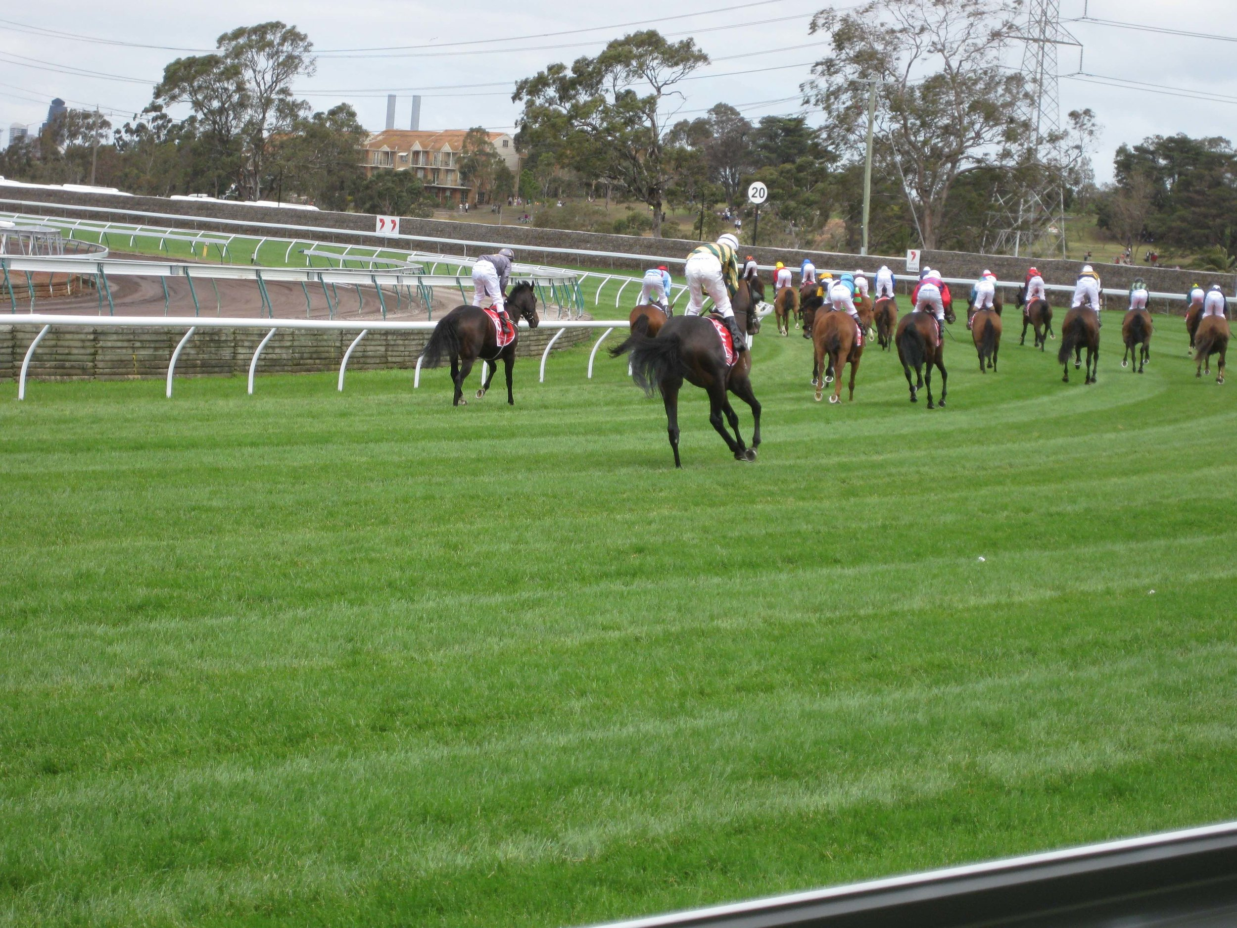 Melbourne Cup Racing tickets