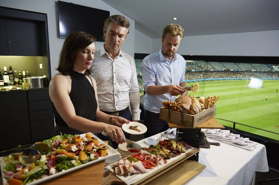 Corporate Boxes and Suites