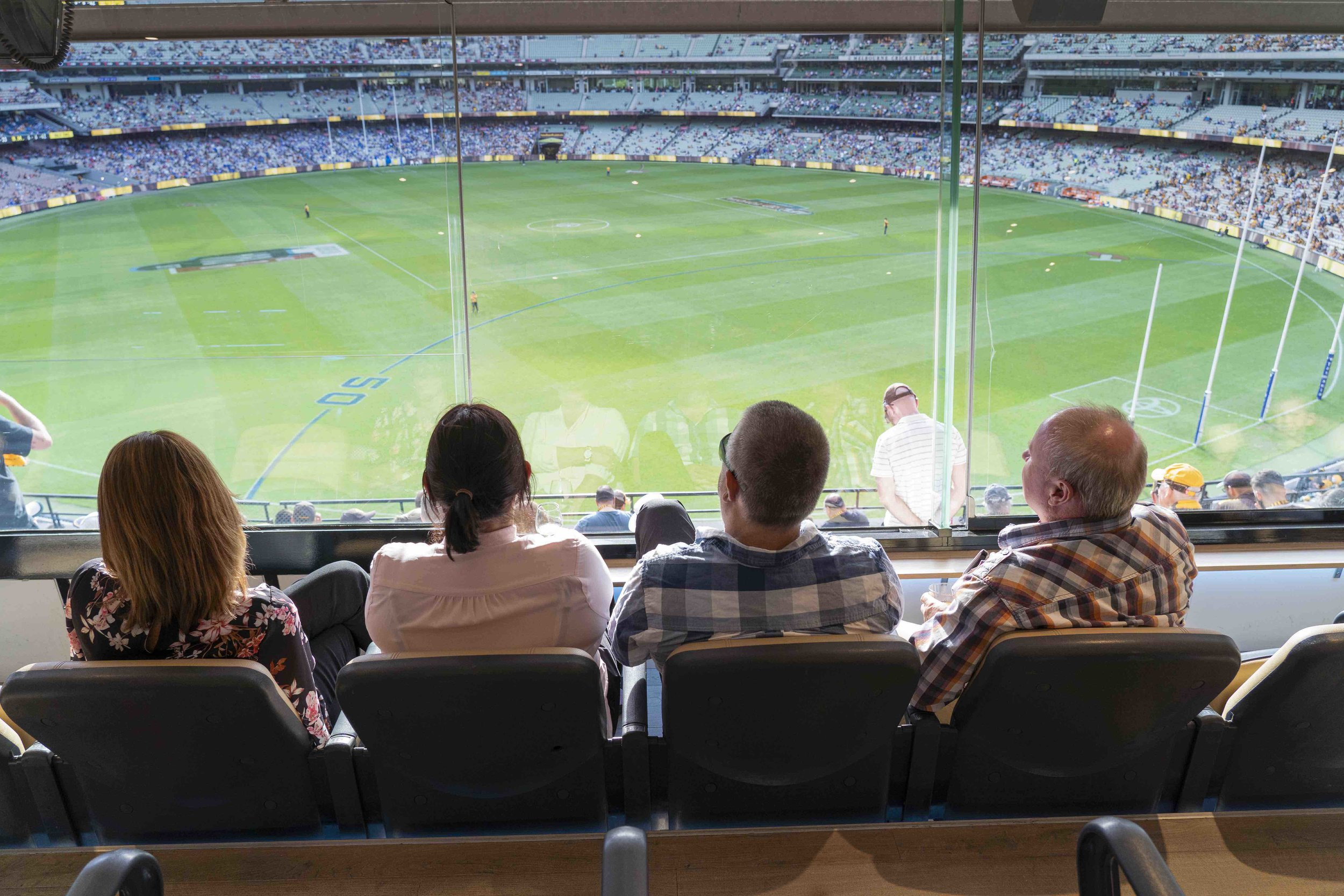 Corporate Box Concerts and Events Melbourne