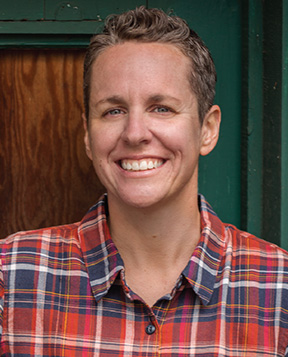 Stacey Gose, Founder & CEO,  TOUGHER