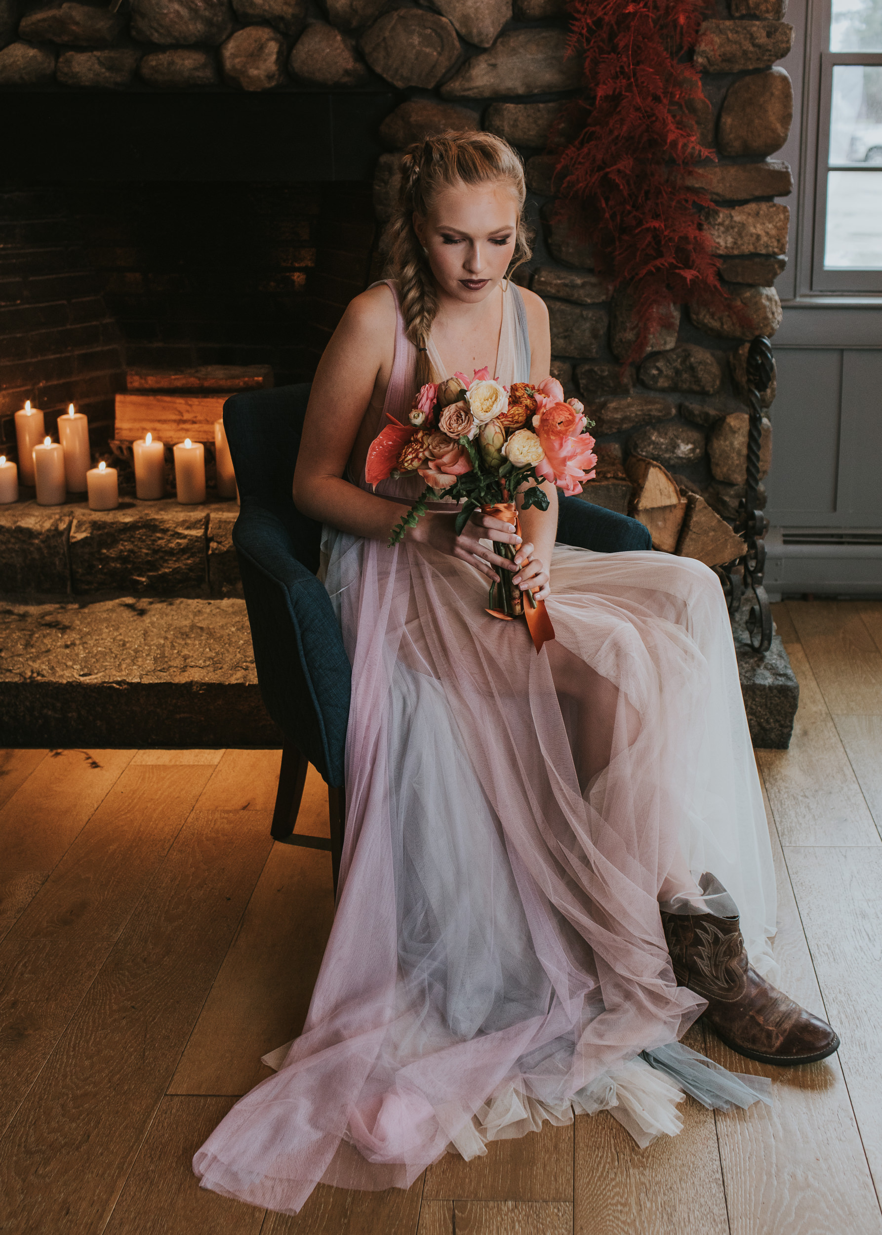 Walkers Maine Wedding Styled Photoshoot Minka Flowers © Heidi Kirn Photography 451288.jpg