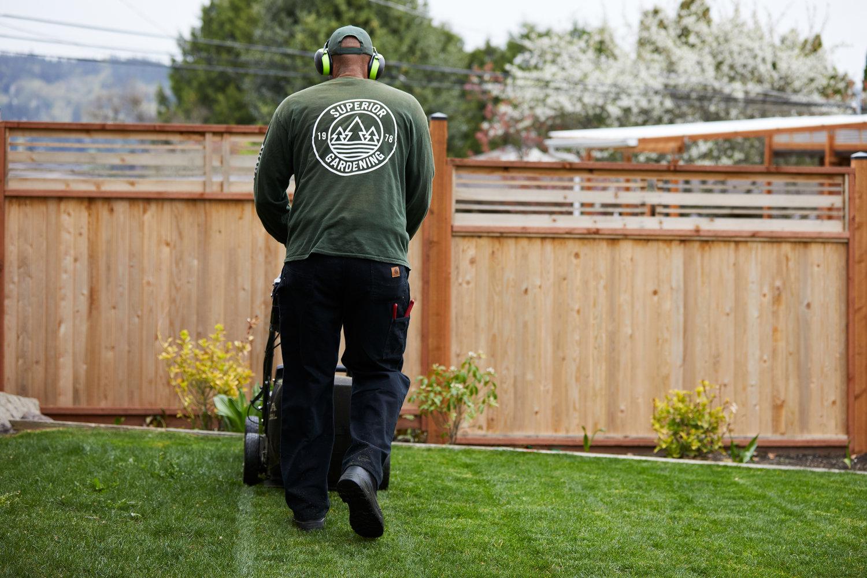 Superior Gardening Service Of Seattle