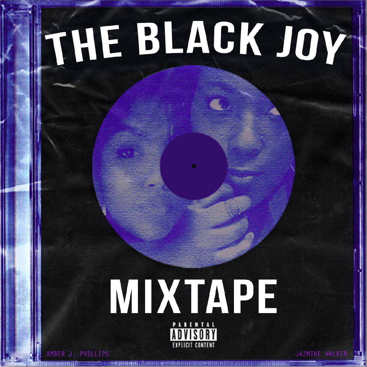 """The Black Joy Mixtape Podcast - The Black Joy Mixtape, hosted by Amber J. Phillips, the High Priestess of Black Joy and Jazmine """"Da K.O.S."""" Walker, is a news and politics podcast that uses comedy and facts to break down the leading headlines in politics and pop culture. Every track remixes leading headlines with realness, comedy and Black Feminism, to make the news relatable to our daily lives and worthy of being pumped through our speakers. Covering everything from your favorite rapper, least favorite politician, trillest social movement, to some of the godliest Black women around, you don't want to miss this bi-weekly podcast!Since launching in October 2016, The Black Joy Mixtape has been featured on Teen Vogue, Saint Heron, Refinery29, ESSENCE, Feministing.com, The Root, and Bitch Media. To set the framework for the necessity of Black joy and the voices of Black women in news and politics, my co-host and I presented a TedxRVA talk entitled """"The Blueprint for the Black Joy Era"""".Soundcloud 