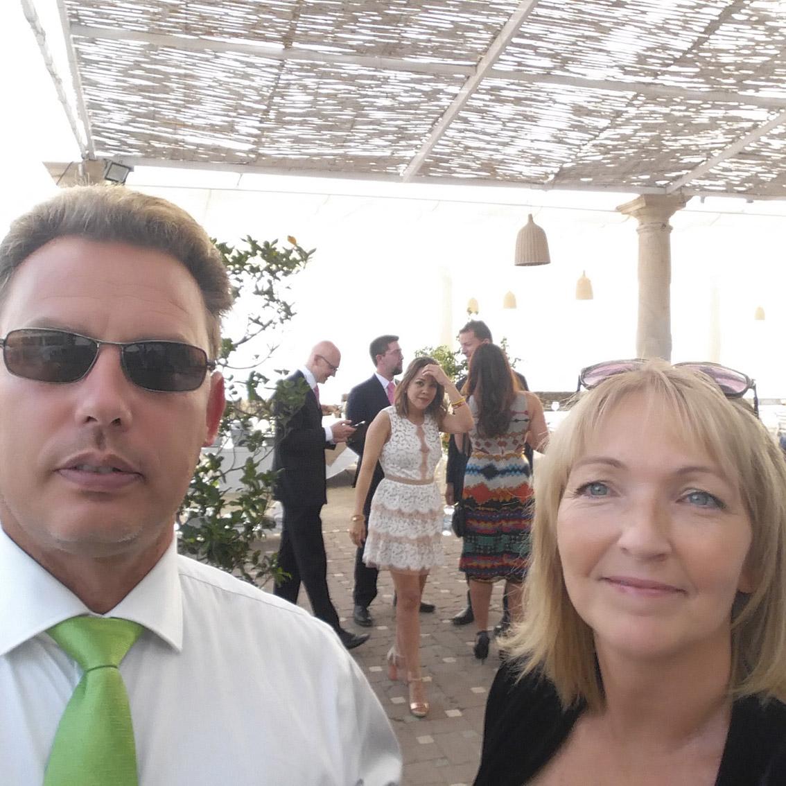 Nicklas and Nina Incedendo - Woman Entrepreneur - Power Couple