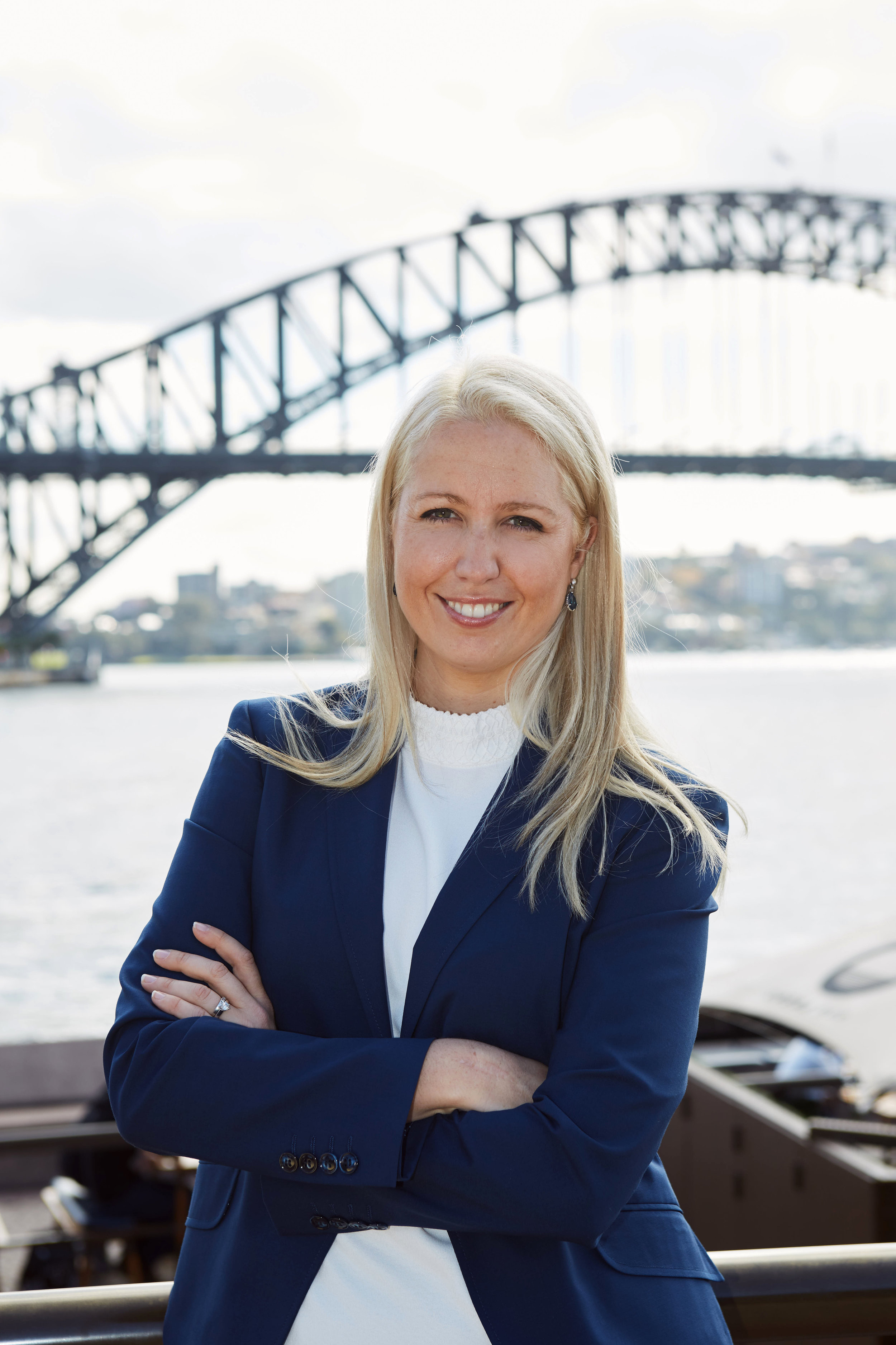 Emi Golding, First Business First Million Business Coach