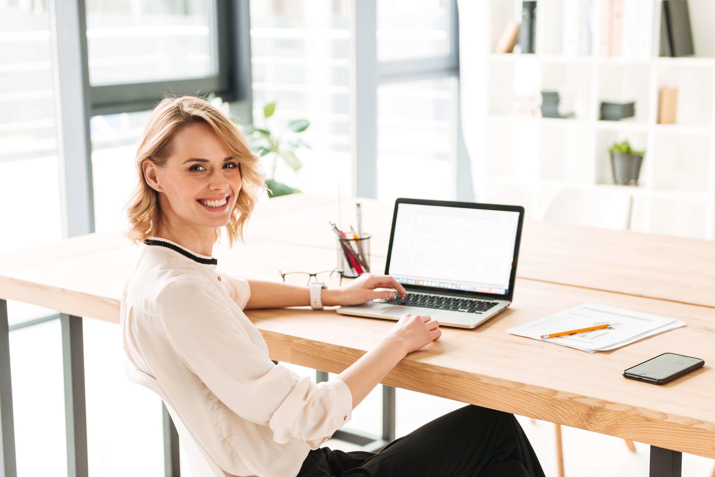 Get Featured Online Woman Entrepreneur