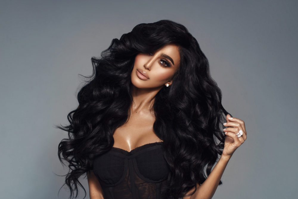 - LILLY GHALICHI Founder of Lilly Lashes