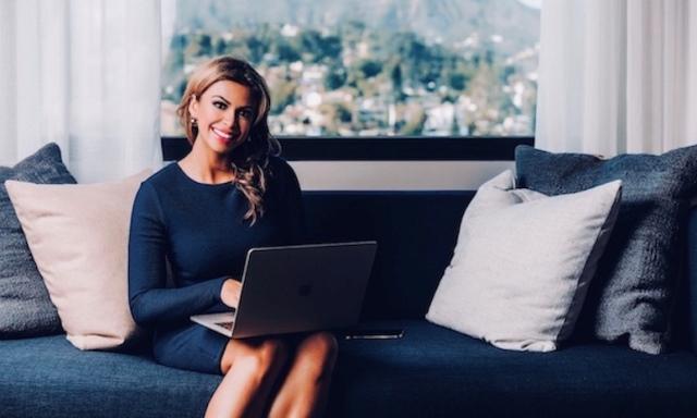Neha Hobson - Woman Entrepreneur - Erna basson