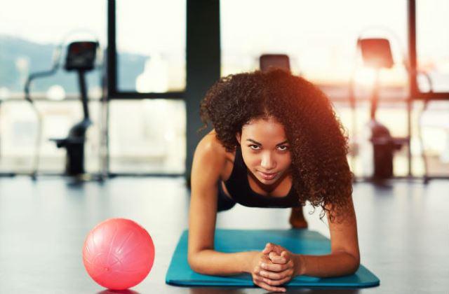 Exercise-work-stress-Woman-Entrepreneur