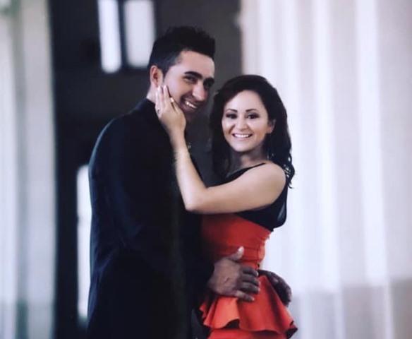 Carlos and Sabrina Franco - Living Without Limits