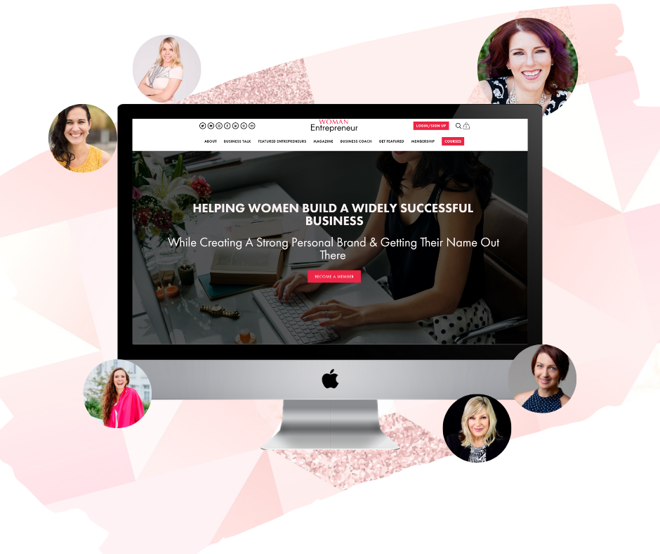 Become A Woman Entrepreneur Member