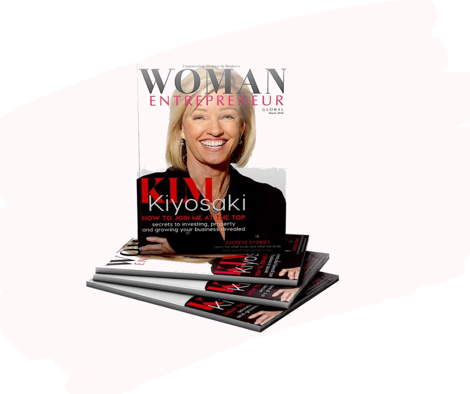 Woman Entrepreneur Magazine - Tips, tricks & million dollar value advice.