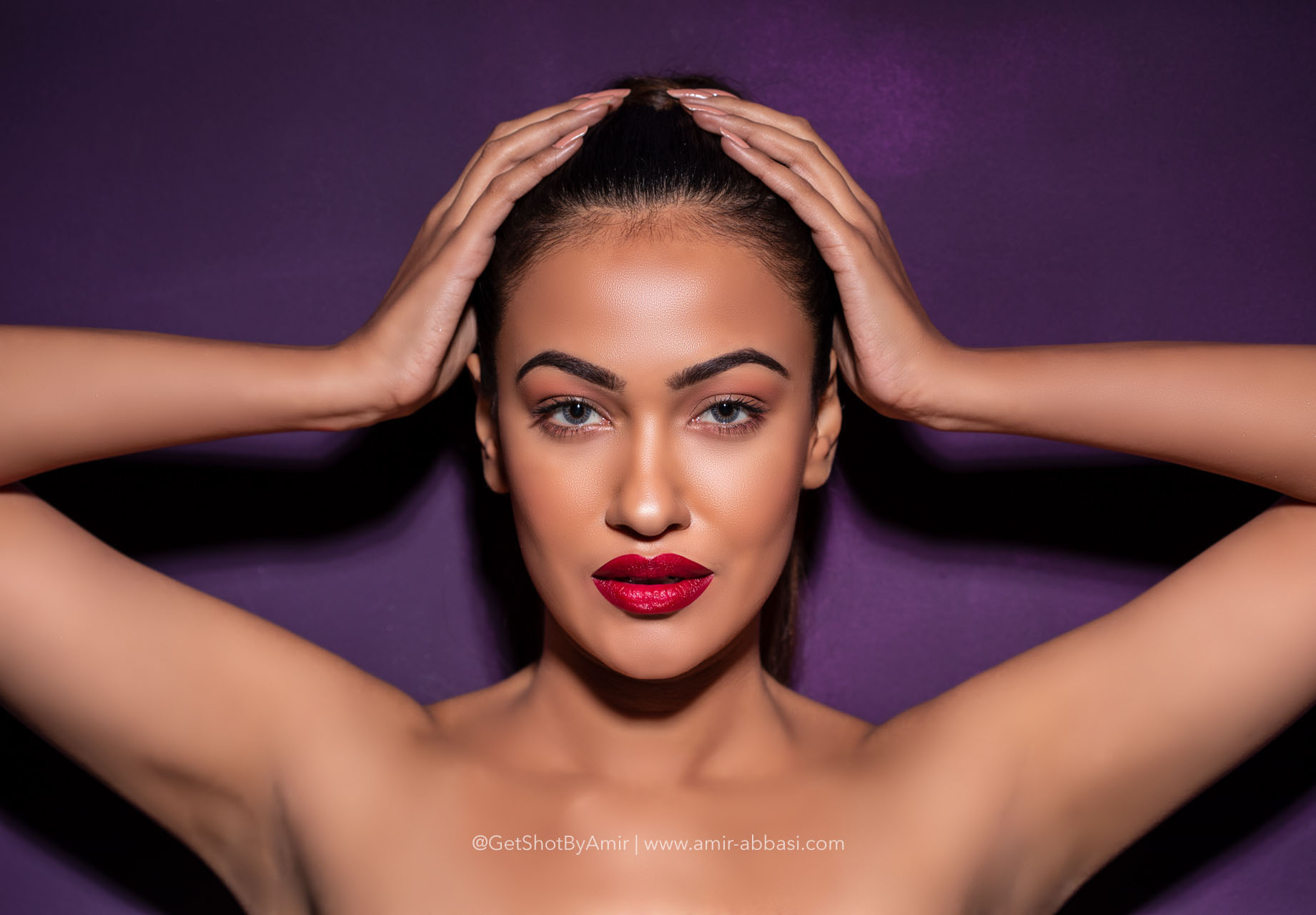 Awesome beauty shots by Amir Abbasi