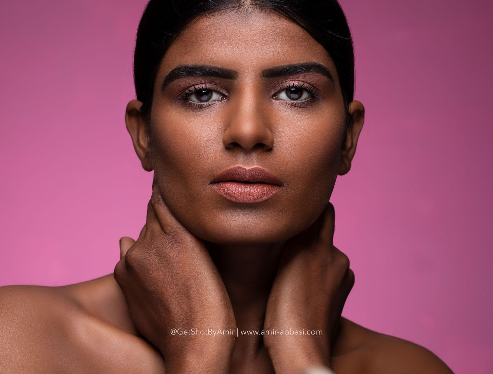 Awesome dark beauty shots by Amir Abbasi