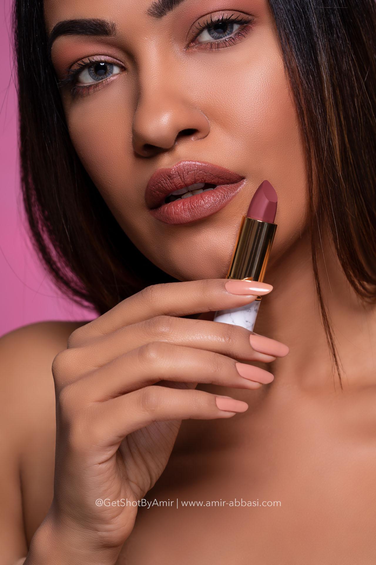 Cosmetics Beauty Photography by Amir Abbasi