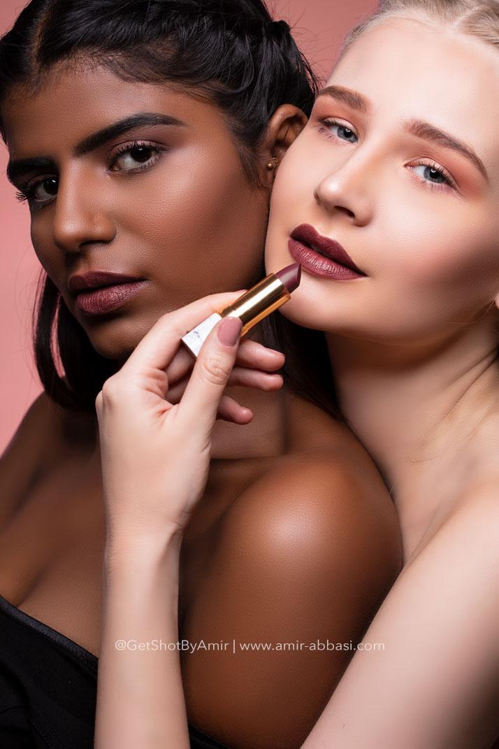 Lipstick Beauty Photography by Amir Abbasi