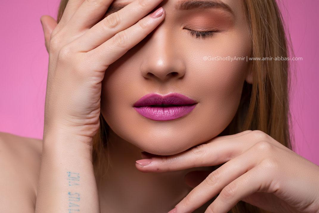 Beauty photigraphy by Amir Abbasi
