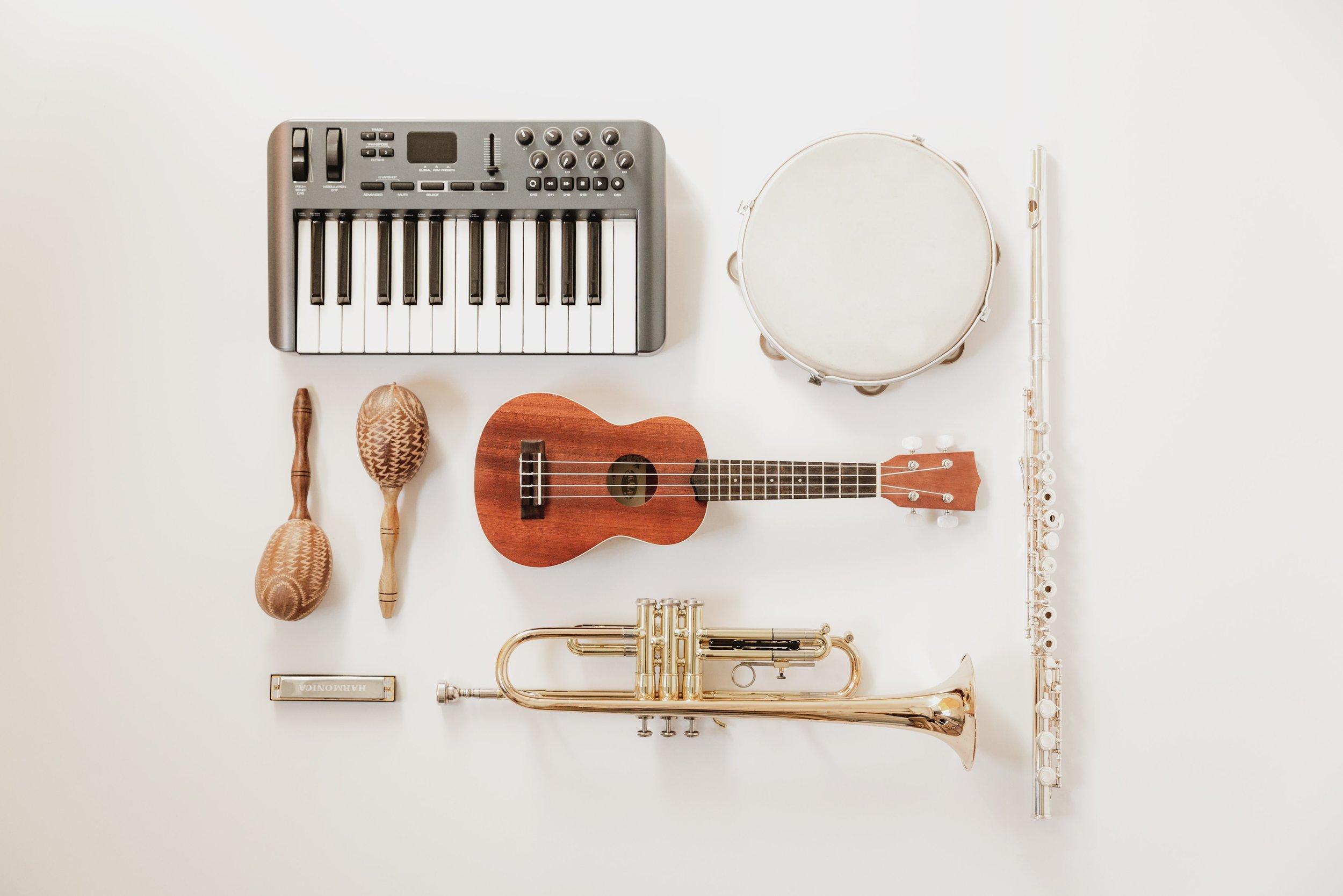 Pick an Instrument -
