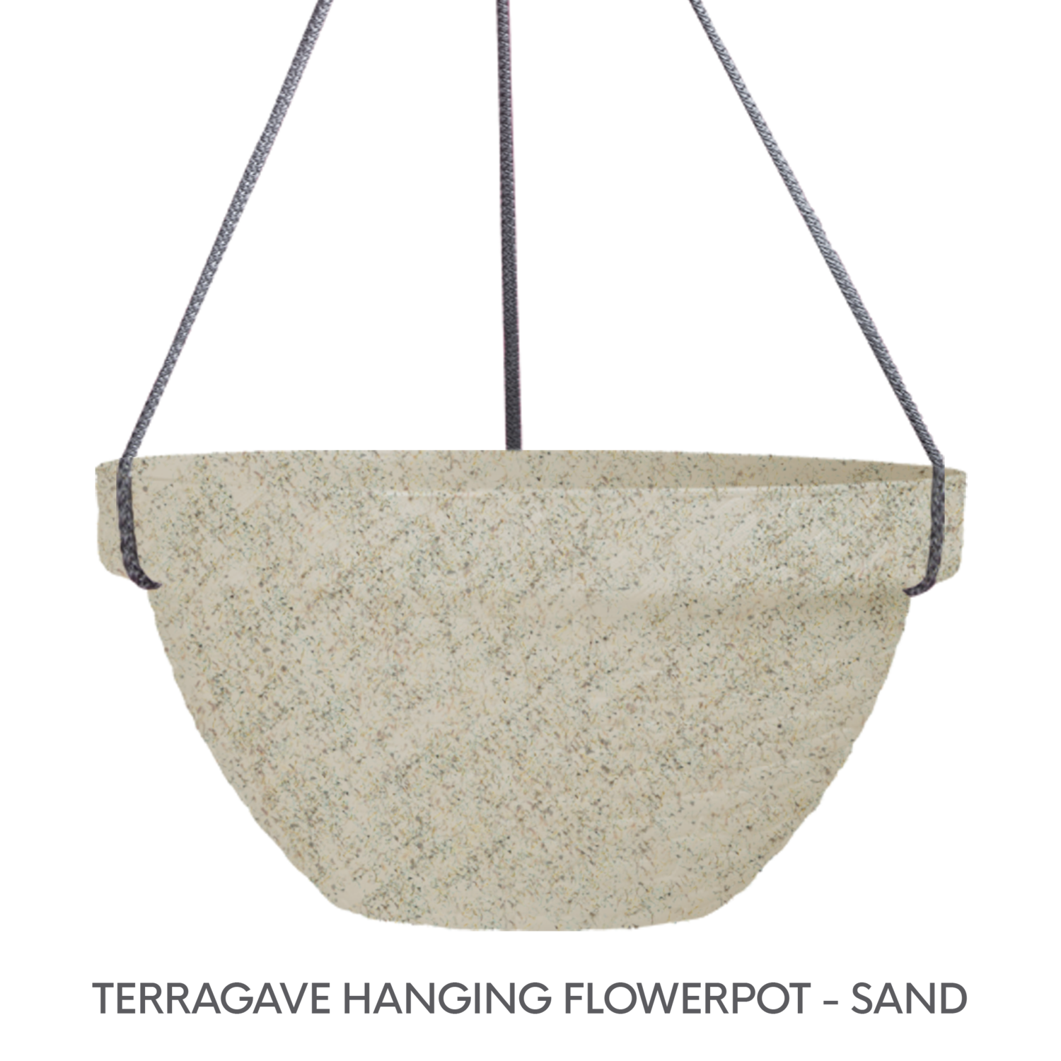 3 TERRAGAVE HANGING FLOWERPOT SAND.png