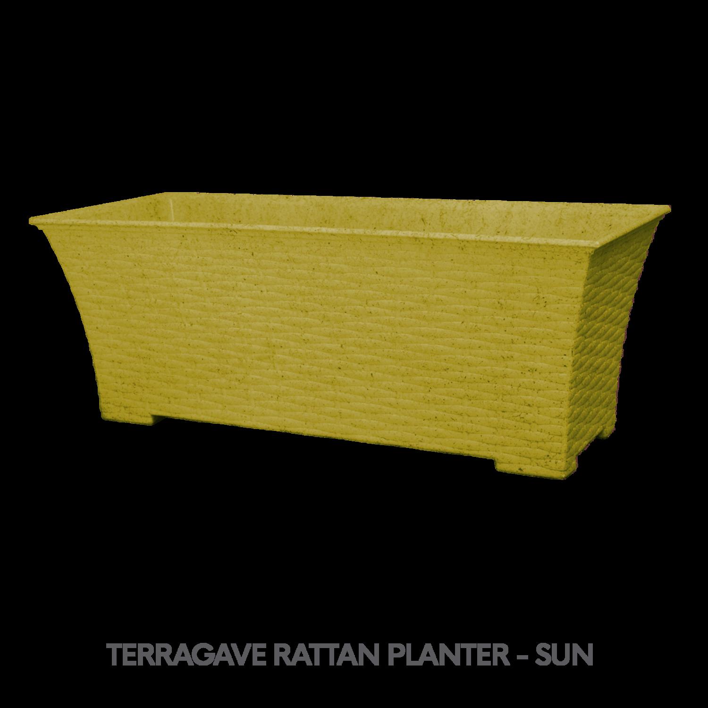 6 TERRAGAVE RATTAN PLANTER - SUN.png