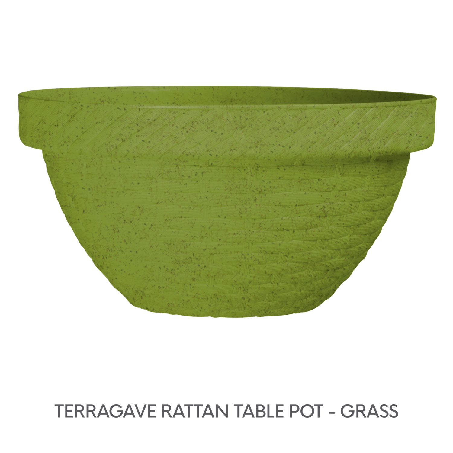 6 TERRAGAVE RATTAN TABLE POT - GRASS.png