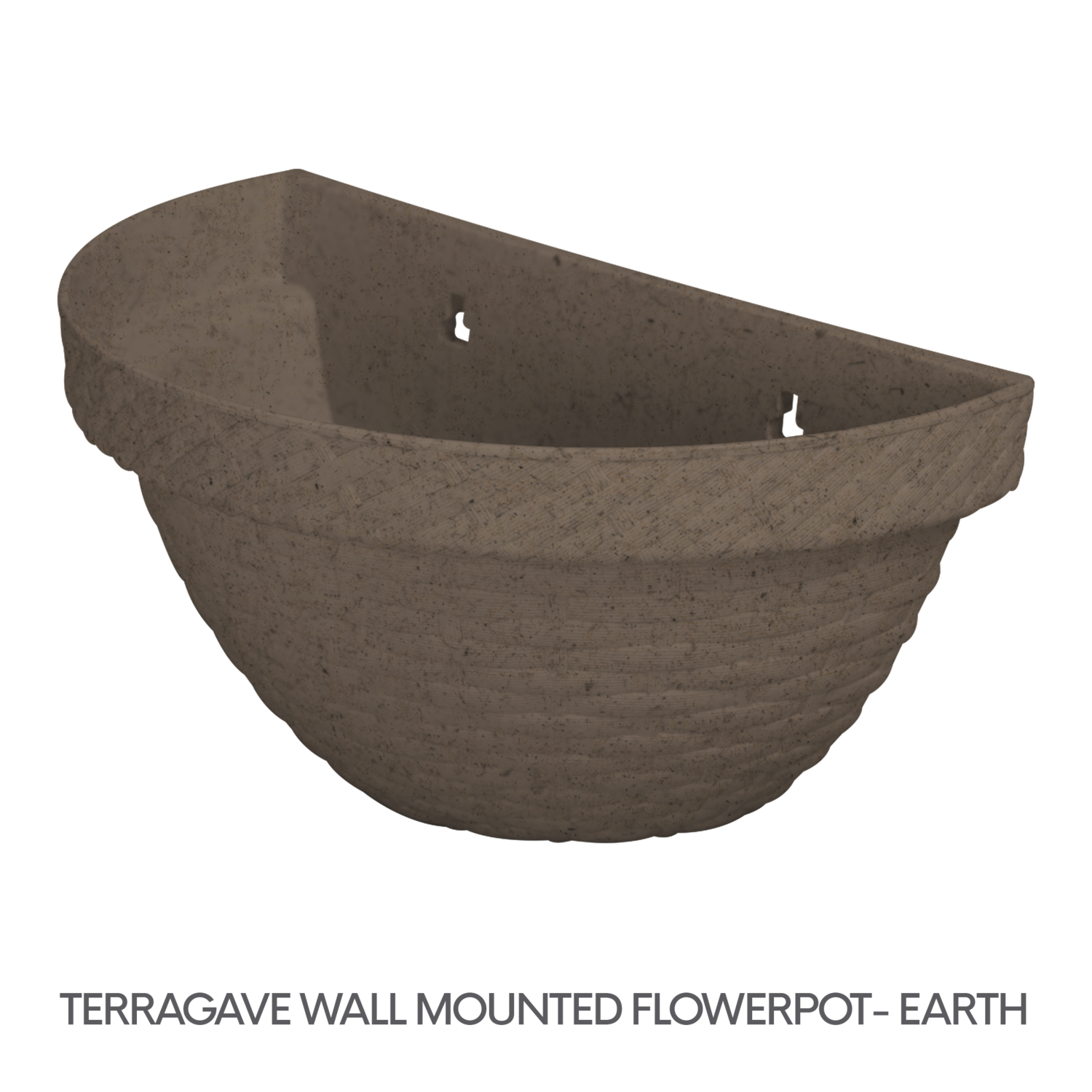 2 TERRAGAVE WALL MOUNTED FLOWERPOT - EARTH.png