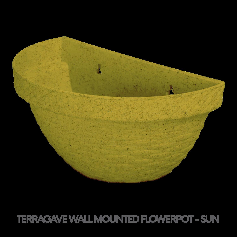 4 TERRAGAVE WALL MOUNTED FLOWERPOT - SUN.png