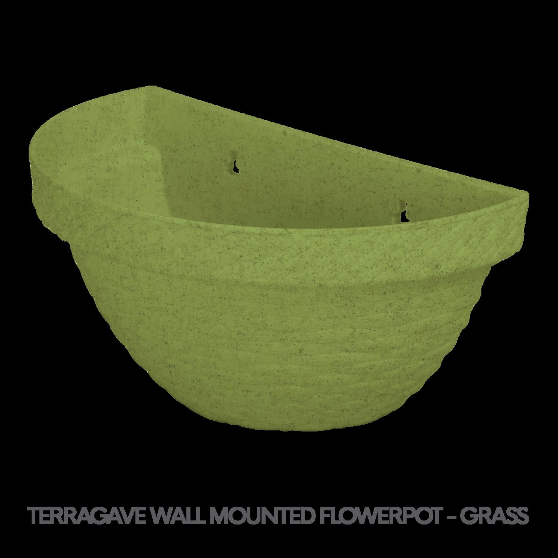 5 TERRAGAVE WALL MOUNTED FLOWERPOT - GRASS.png