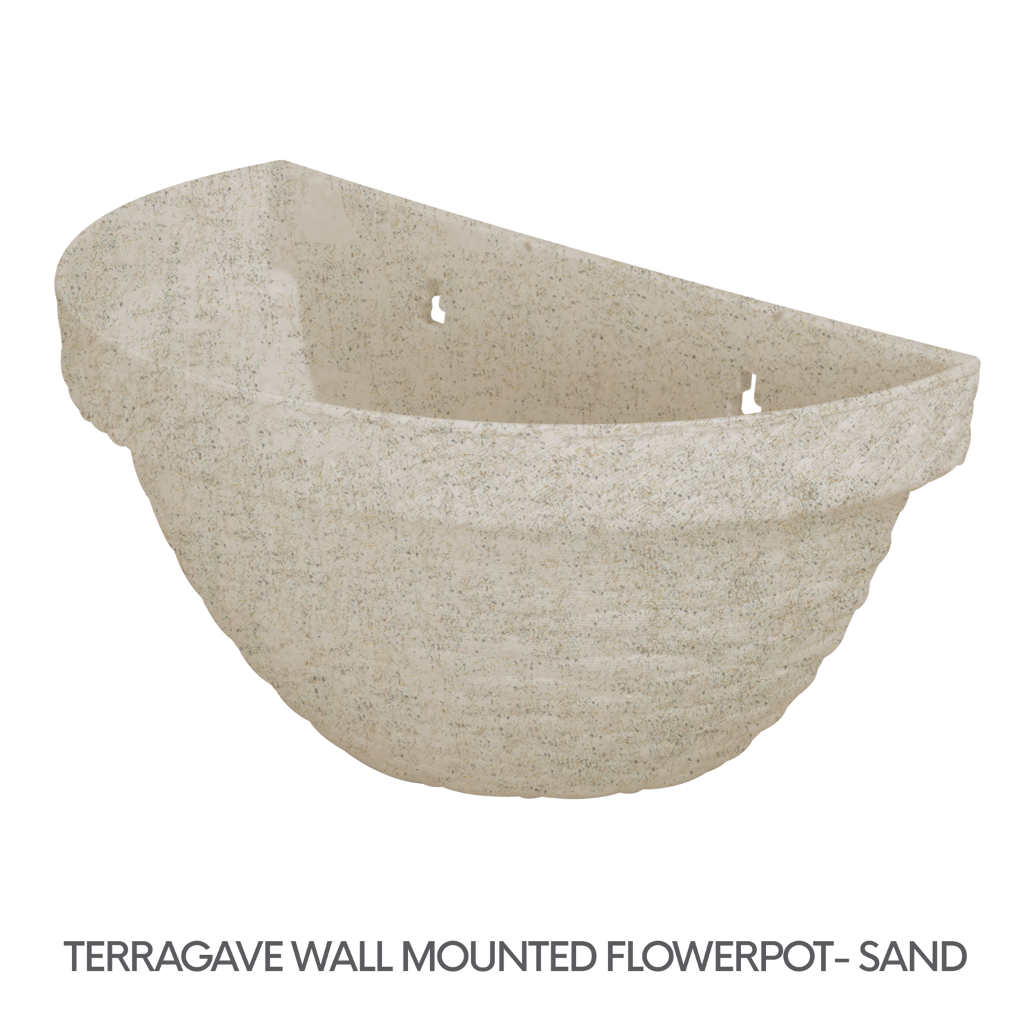 7 TERRAGAVE WALL MOUNTED FLOWERPOT - SAND.png
