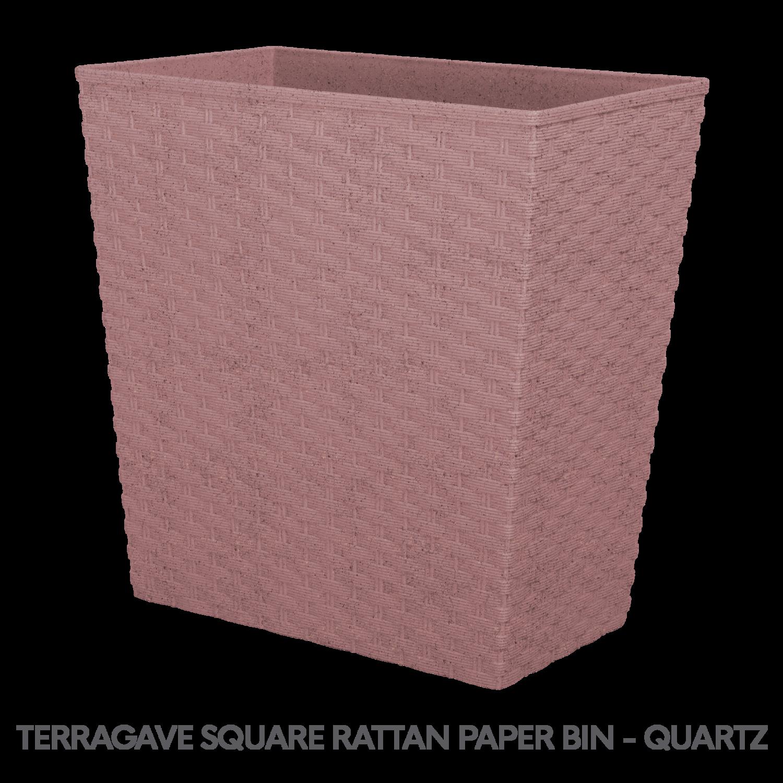 2 TERRAGAVE SQUARE RATTAN PAPER BIN - QUARTZ.png
