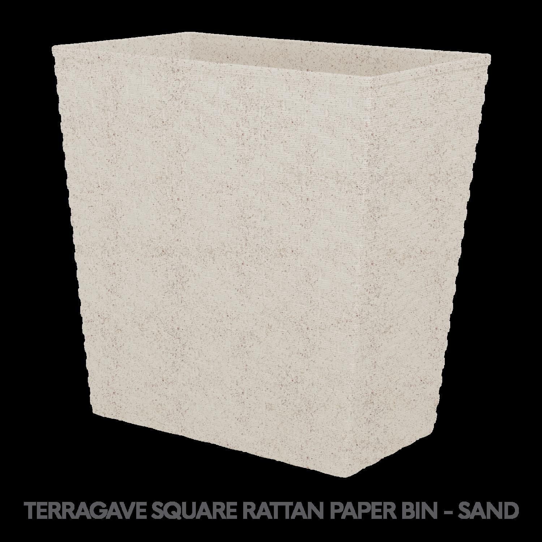 4 TERRAGAVE SQUARE RATTAN PAPER BIN - SAND.png