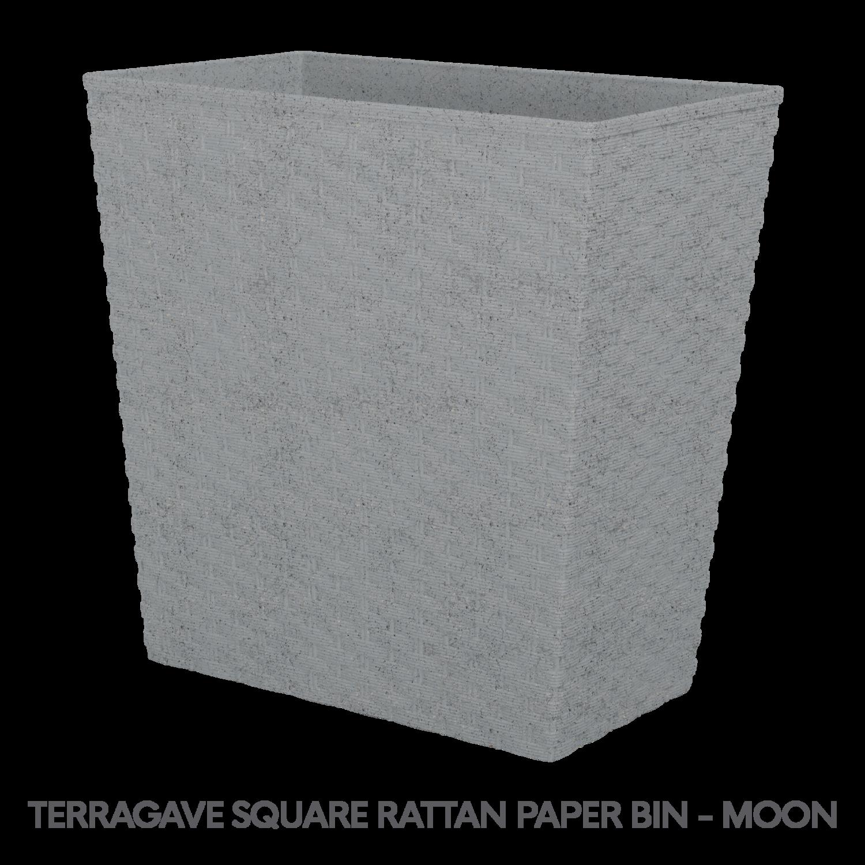 3 TERRAGAVE SQUARE RATTAN PAPER BIN - MOON.png