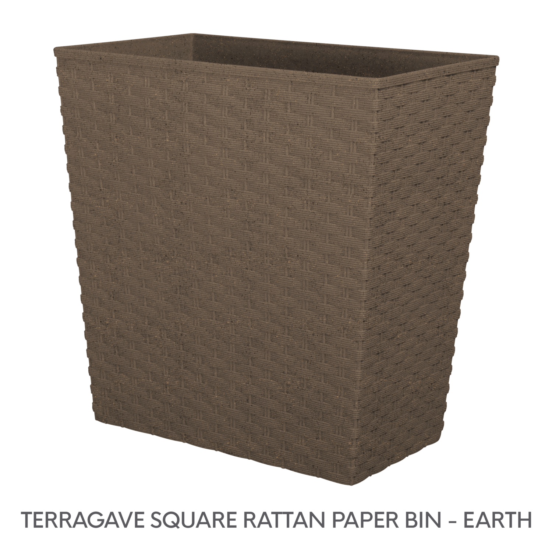 5 TERRAGAVE SQUARE RATTAN PAPER BIN - EARTH.png