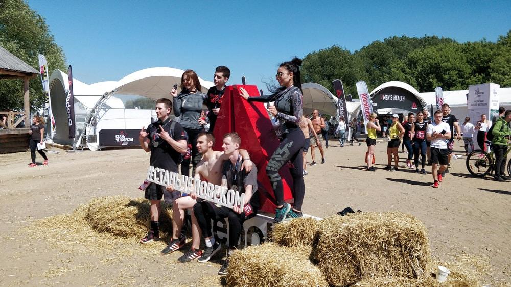 reebok be more human race moscow fitness festival obstacle race team race burpee 2018 moscow kolomenskoe kolomenskoye рибок фитнес фестиваль стань человеком