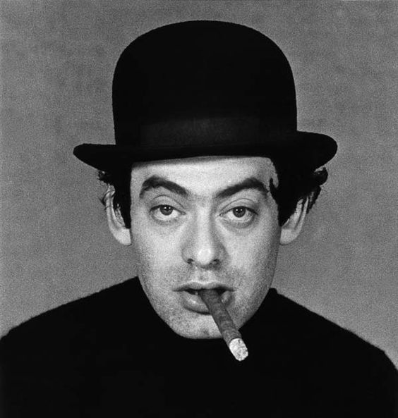 """Roland Topor (1938–1997) was a French illustrator, painter, writer, filmmaker, actor and whatnot mostly known for his macabre and surreal cartoons. His illustrated book """"Les Masochistes"""" was first published in 1960 and features a number of absurdly humorous masochistic actions that people perform on themselves.  Read & see more below"""