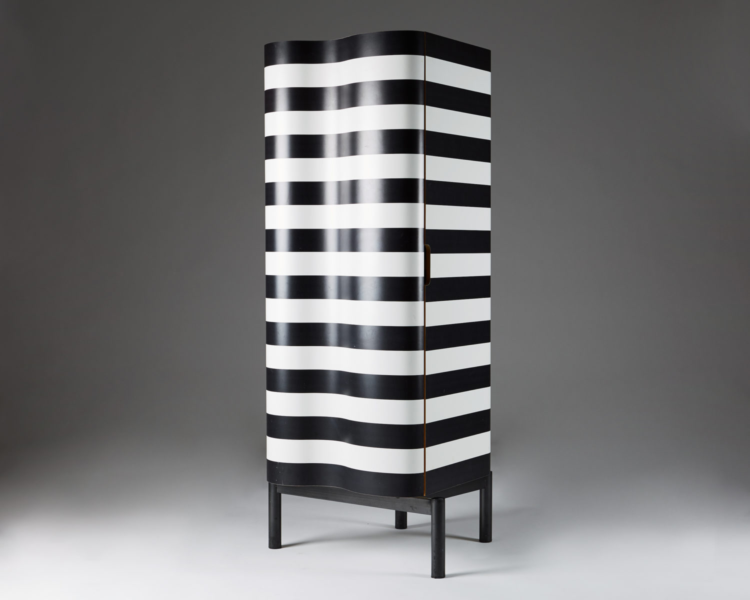 Cupboard Ono designed by Love Arbén for Lammhults, Sweden. 1992.