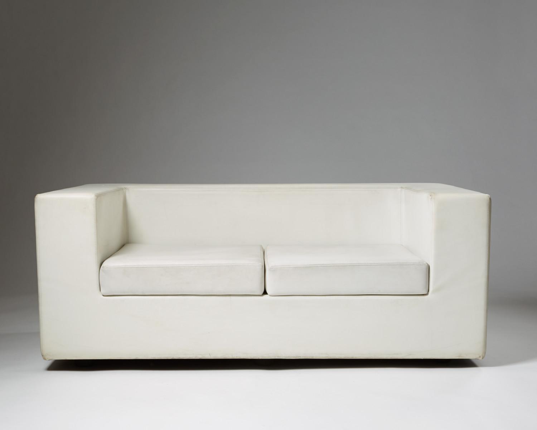 "Sofa ""Throwaway"" designed by Willie Landels for Zanotta, Italy. 1960's"