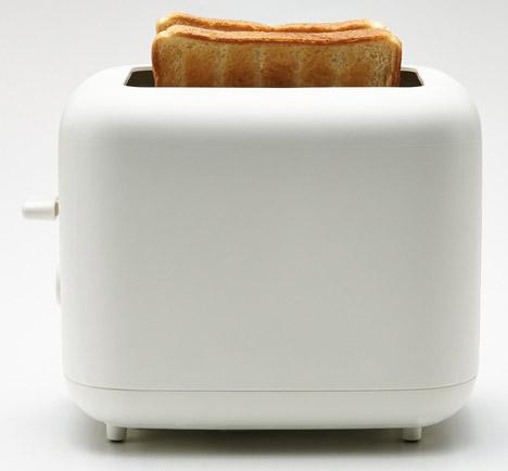 Naoto Fukasawa toaster for Muji